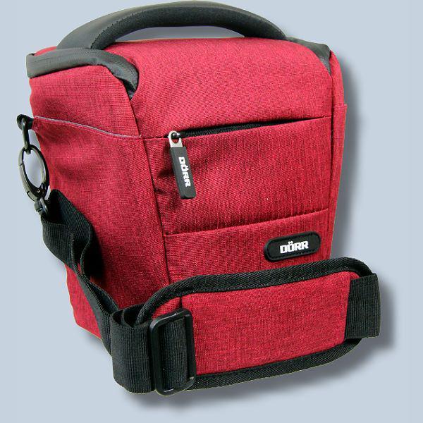9d272379ea52a Colt Fototasche für Nikon Coolpix P1000 P900 - Halfter-Kameratasche rot Holster  Tasche hmlr