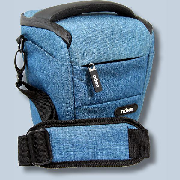 44a6d0e350bf9 Colt Fototasche für Nikon Coolpix P1000 P900 - Halfter-Kameratasche blau Holster  Tasche hmlbl