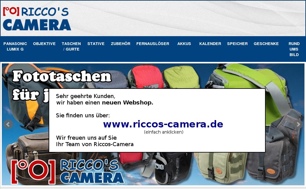 www.riccos-camera.de